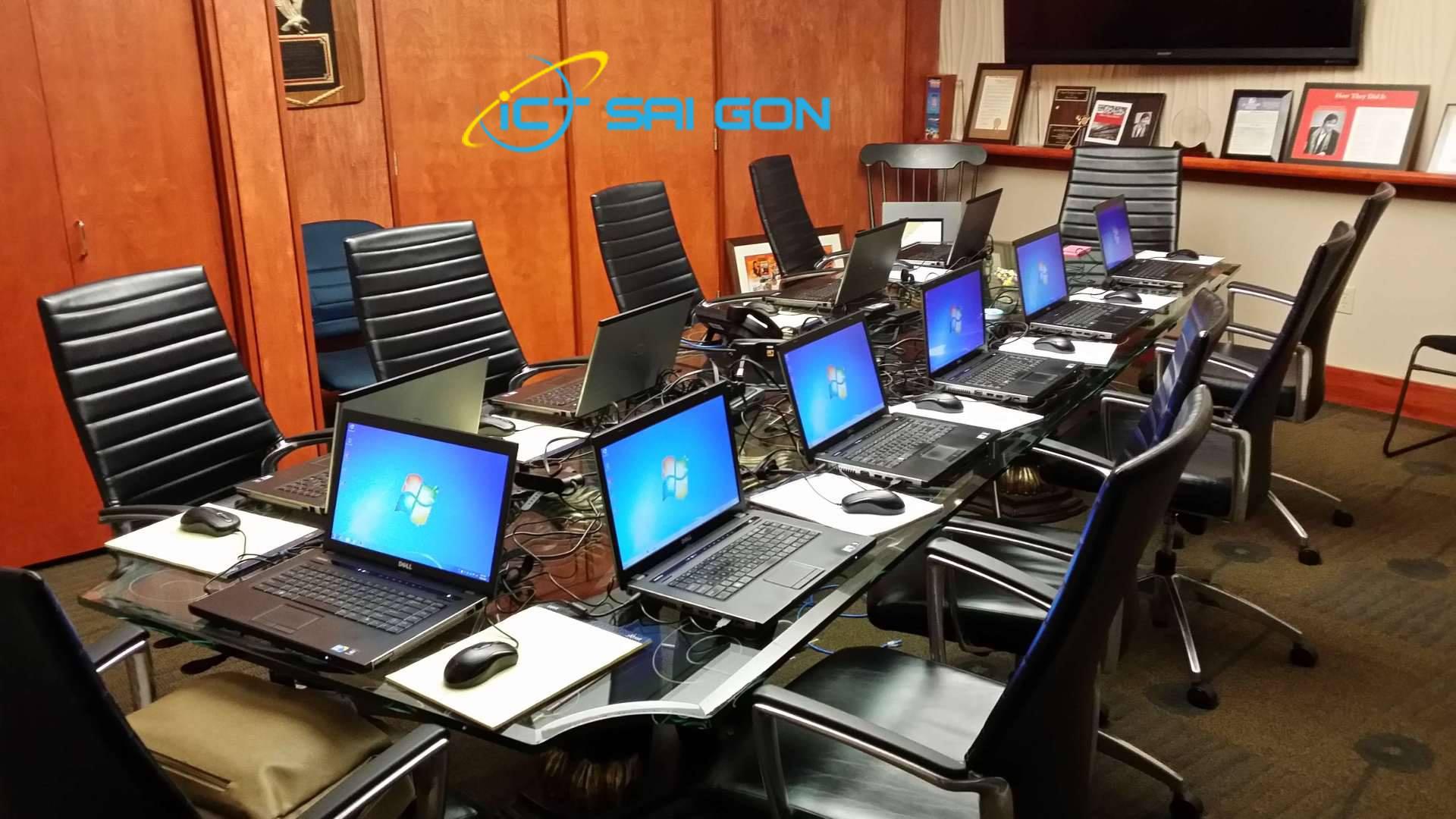 Bảng giá dịch vụ cho thuê Laptop tại TPHCM
