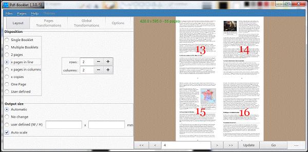 Công cụ chỉnh sửa pdf miễn phí