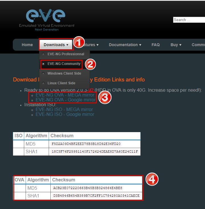 Hướng dẫn cài đặt EVE-NG ( Phần 1 ) - ICT-SAIGON