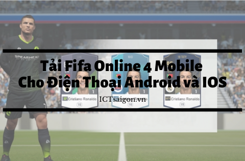 Fifa Online 4 Mobile.8