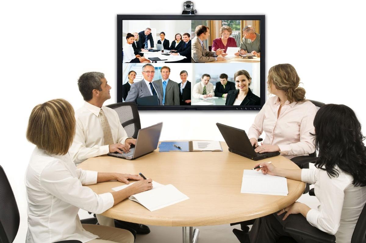 Kết quả hình ảnh cho Hội nghị truyền hình đa điểm (Multi point)