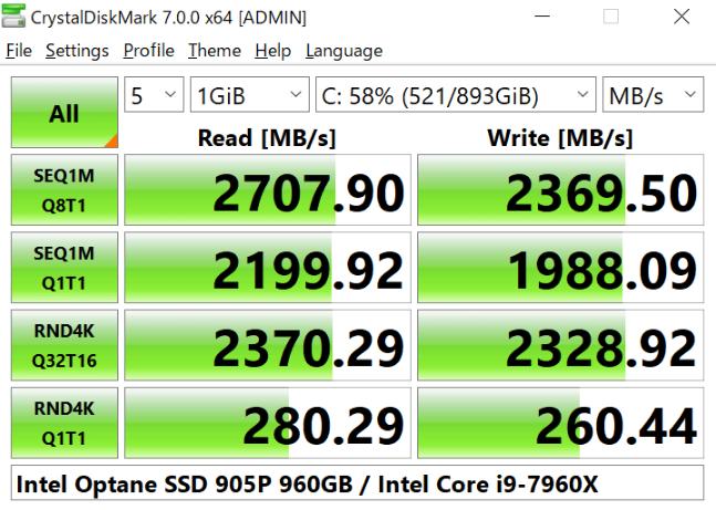 Phần mềm kiểm tra ổ cứng HDD