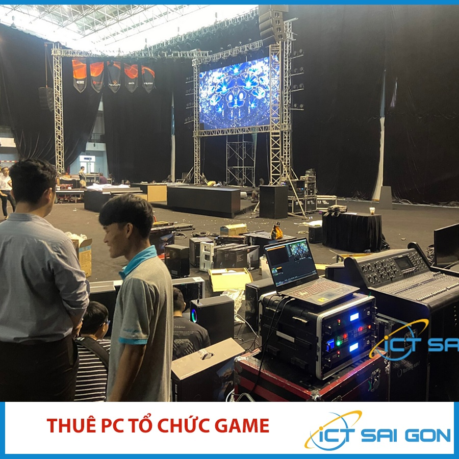 Thue Pc To Chuc Game