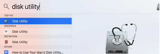 Macbook Không Nhận ổ Cứng