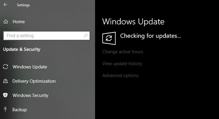 Cách khắc phục sự cố tìm kiếm Windows 10 bằng Windows Update