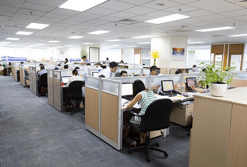 Loi Ich Cua Viec Lap Dat Camera Giam Sat Cải thiện năng suất của nhân viên và hoạt động kinh doanh