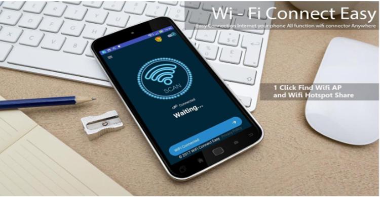 Wifi Easy Connec - chuẩn bảo mật wifi tốt nhất cho các thiết bị thông minh.