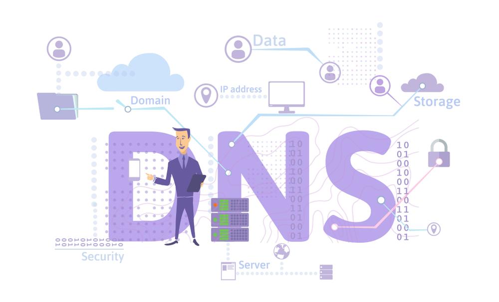 Giao thức mạng Domain Name System (DNS)