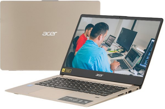 Laptop ACER mỏng nhẹ - Swift 1