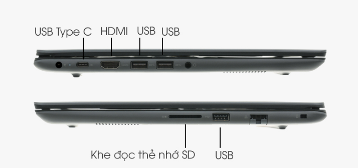 laptop mỏng và nhẹ