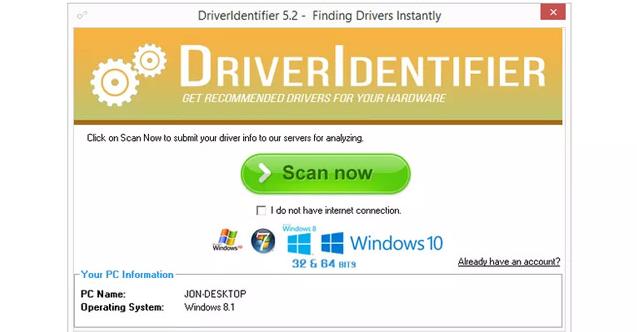 phần mềm cập nhật driver miễn phí