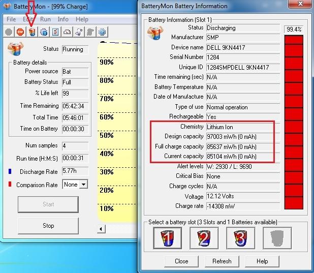 phần mềm test laptop cũ